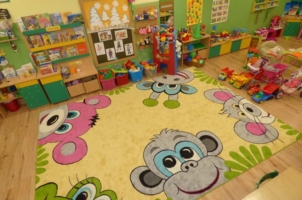 Nasze kolorowe przedszkole