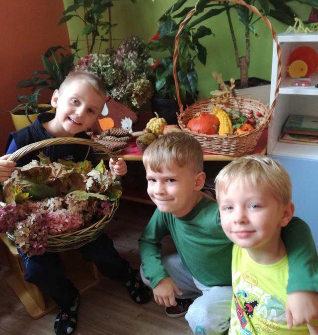 Pierwszy dzień jesieni u Przyjaciół Przyrody